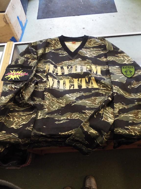 Mayhem Militia Jersey
