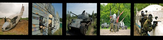 Film strip 1 Plane, Tank, Wildest