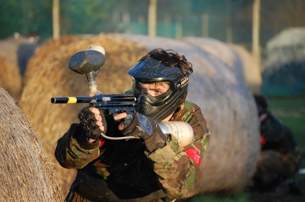 package paintball Adult