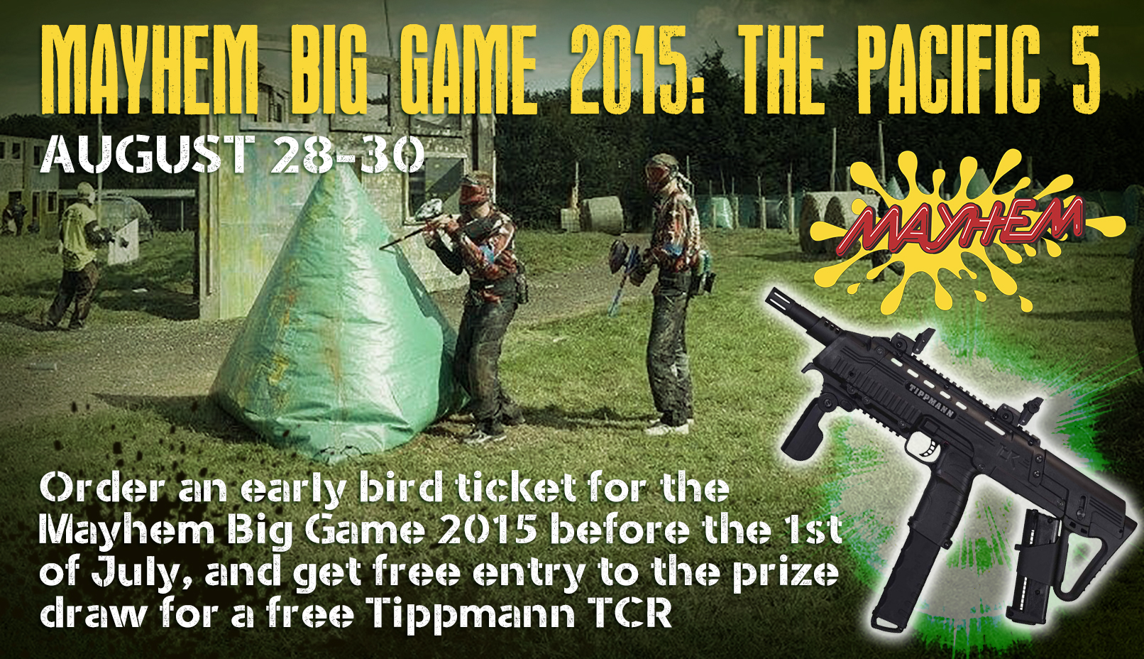 Tippmann TCR Competition